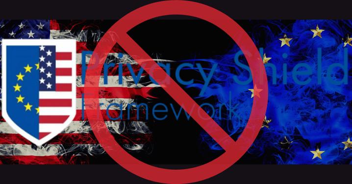 Het EU-US Privacy Shield is ongeldig verklaard; wat nu?