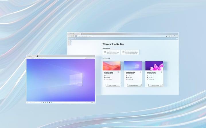 Inspire 2021: Microsoft lanceert Windows 365